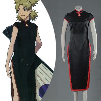 Naruto Temari Anime Cheongsam Cosplay Costume