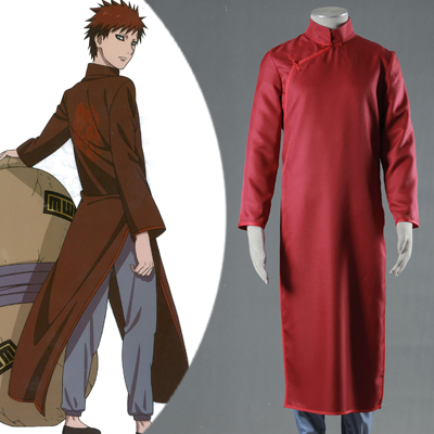 Naruto Gaara Chinese Style Cosplay Costume Carnaval