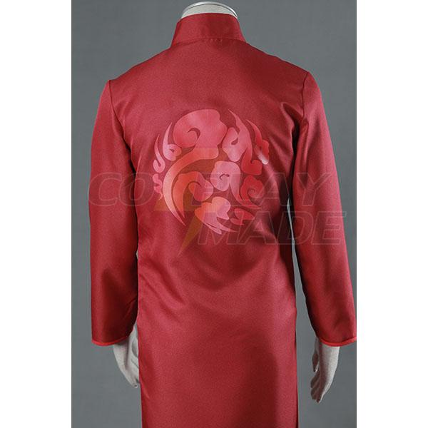 Naruto Gaara Chinese Style Cosplay Jelmez Karnevál