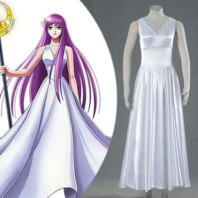 Saint Seiya Athena Faschingskostüme Cosplay Kostüme
