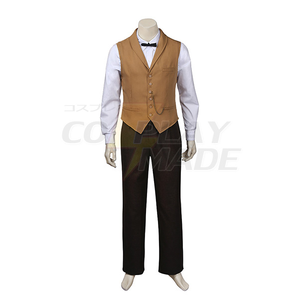 2016 Movie Fantastic Beasts And Where To Find Them Cosplay Costume Full Set