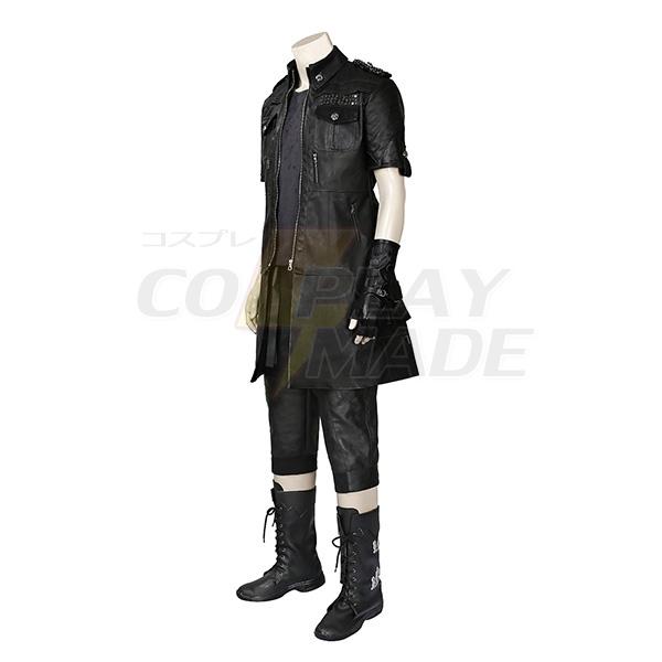 Final Fantasy Xv Noctis Lucis Caelum Cosplay asut Koko setti Naamiaisasut