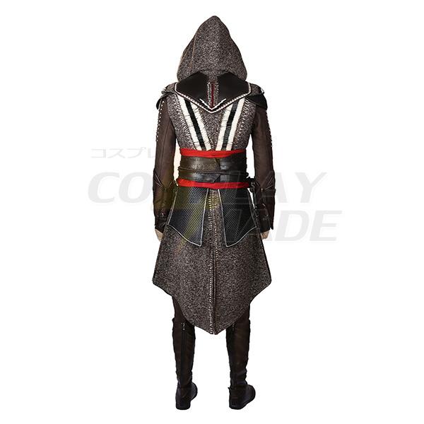 Assassin\'s Creed Callum Lynch Cosplay Jelmez (Nem Cipő) Karnevál