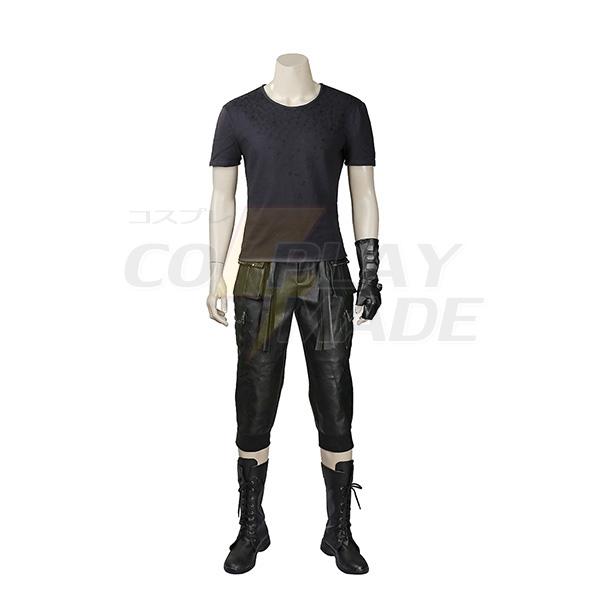 Final Fantasy Xv Noctis Lucis Caelum Cosplay Costume (No shoes)