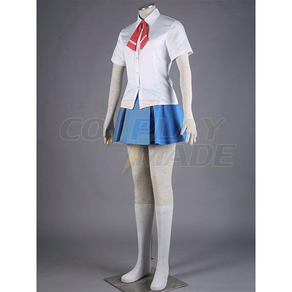 Acchi Kocchi Haruno Hime Halloween Cosplay Kostume Fastelavn