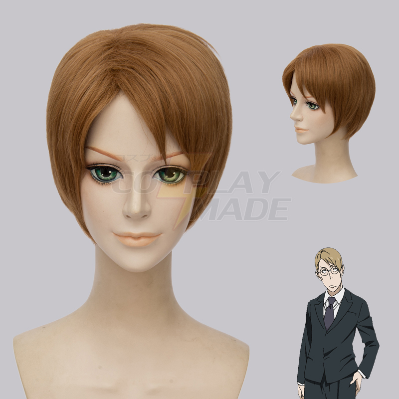 91 Days Valbero Cosplay Wigs
