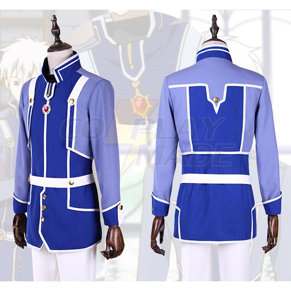 Akagami No Shirayukihime Cosplay Custom Kostume Fastelavn