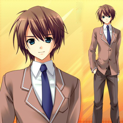 Akaneiro ni Somaru Saka Jun\'ichi Nagase Cosplay Custom Made Kostumer Fastelavn