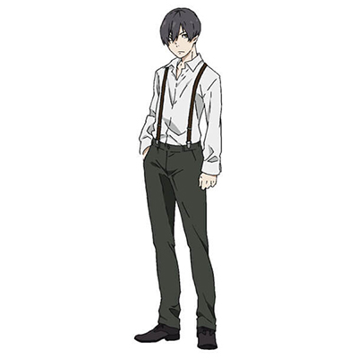 91 Days Avuirio Buruno Cosplay Costumes