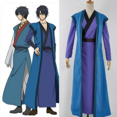 Akatsuki no Yona Son Hak HalloweenCosplay Costume