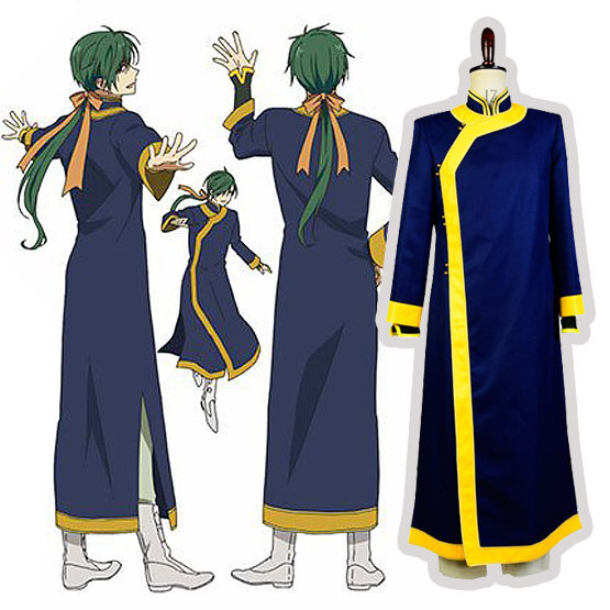Akatsuki no Yona Jae Ha Halloween Cosplay Costume