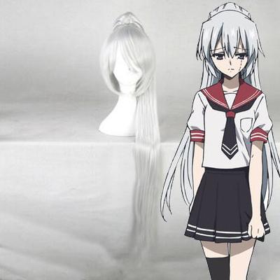 Anime Riddle Story of Devil Mahiru Banba Cosplay Wig