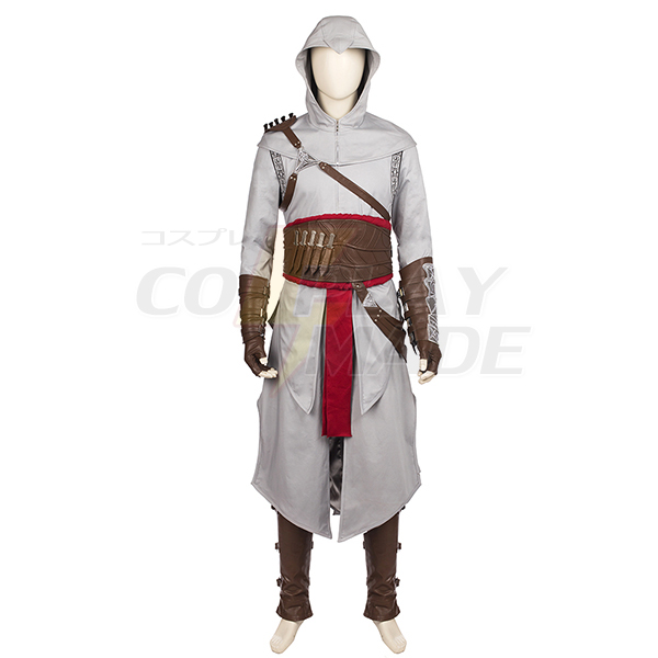 Assassin\'s Creed Revelation Altair Cosplay Jelmez Karnevál