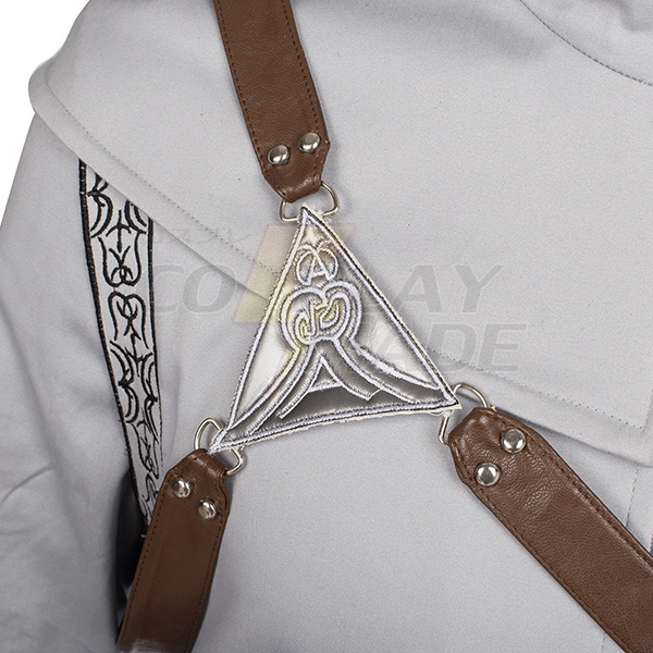 Assassin\'s Creed Revelation Altair Cosplay asut Naamiaisasut