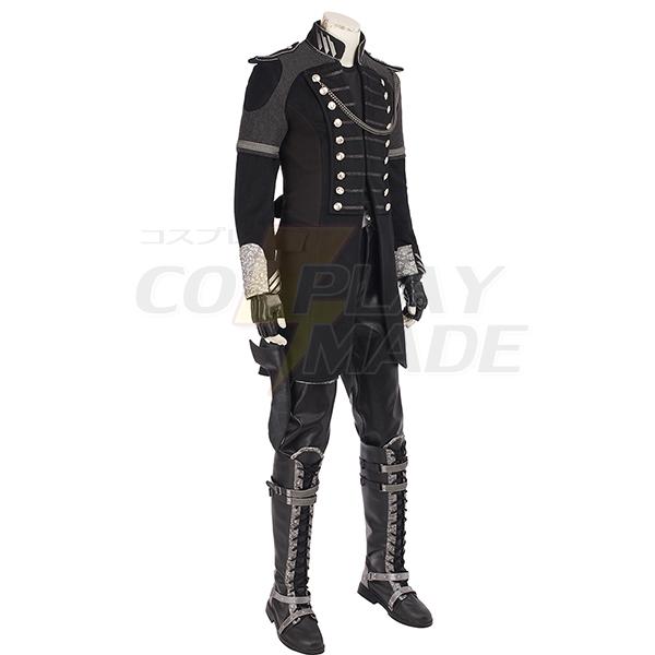 Kingsglaive Fantasy XV Cosplay Halloween Costumes Full Set