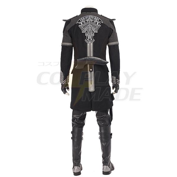 Kingsglaive Fantasy XV Cosplay Halloween asut Koko setti Naamiaisasut