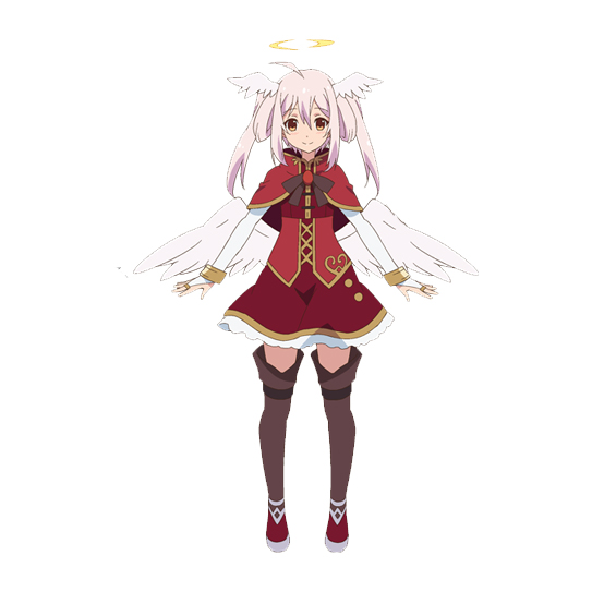 Ange Vierge Elel Uniform Cosplay Costumes