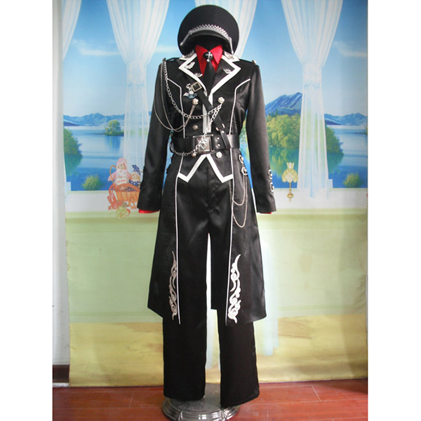 Angel Sanctuary Rosiel Cosplay Halloween Costume