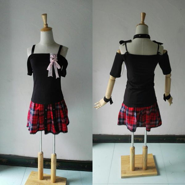 Assassination Class Nagisa Shiota Cosplay Girl Costumi Carnevale