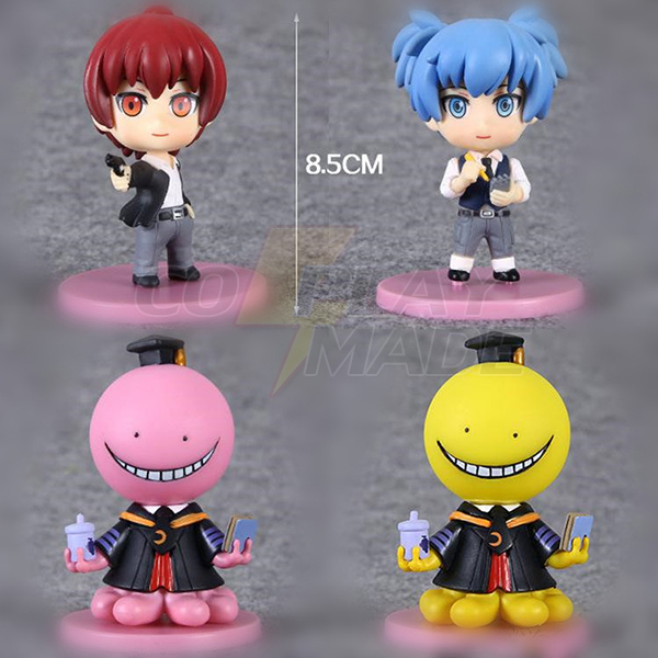 Assassination Classroom Action Figures Pvc Statue Toy Gift