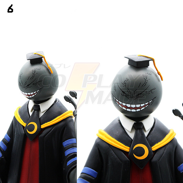 Hot Anime Assassination Classroom Action Figures Pvc Statue Toy Gift Collectible(One) Fastelavn