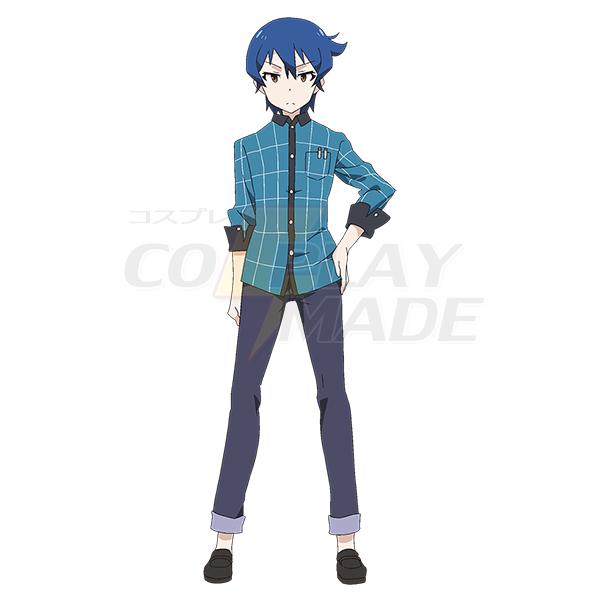 Akiba\'s Trip Tamotsu Denkigai Cosplay Kostumer Fastelavn