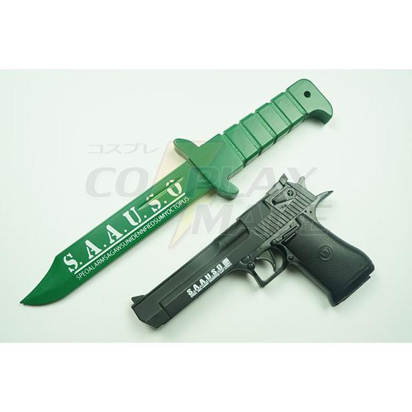 Assassination Classroom Shiota Nagisa Weapons Wooden Dagger Cosplay Cosplaymade Com