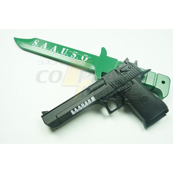 Assassination Classroom Shiota Nagisa Weapons Wooden Dagger Cosplay