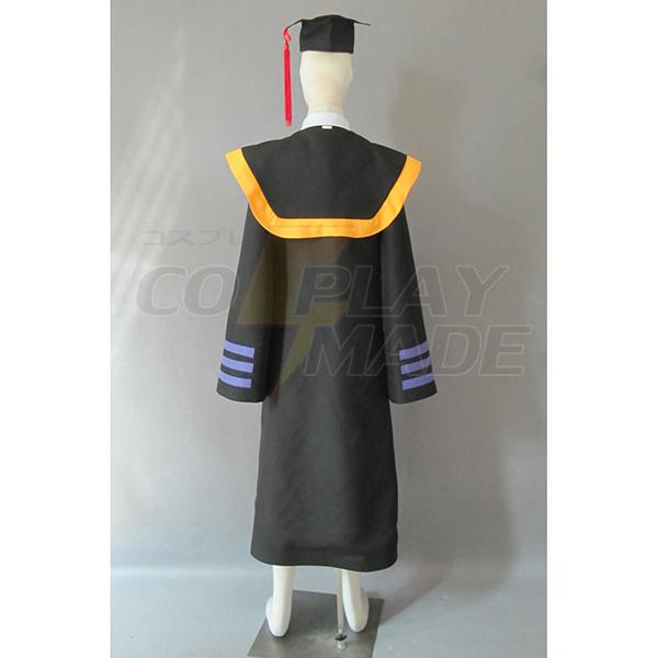 Assassination Classroom Korosensei Adult Cosplay Costume