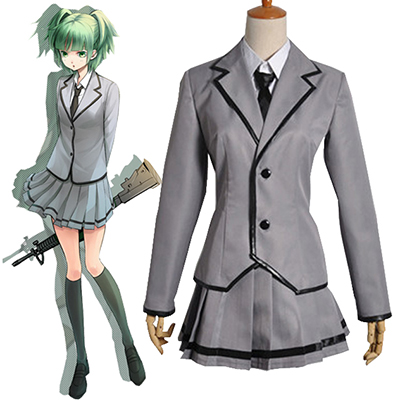 Assassination Classroom Kayano Kaede Skol Enhetligs Cosplay Kostymer Karneval