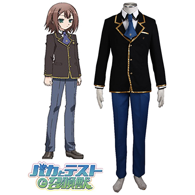 Baka And Test Summon The Beasts Yoshii Akihisa Cosplay Costumi Carnevale