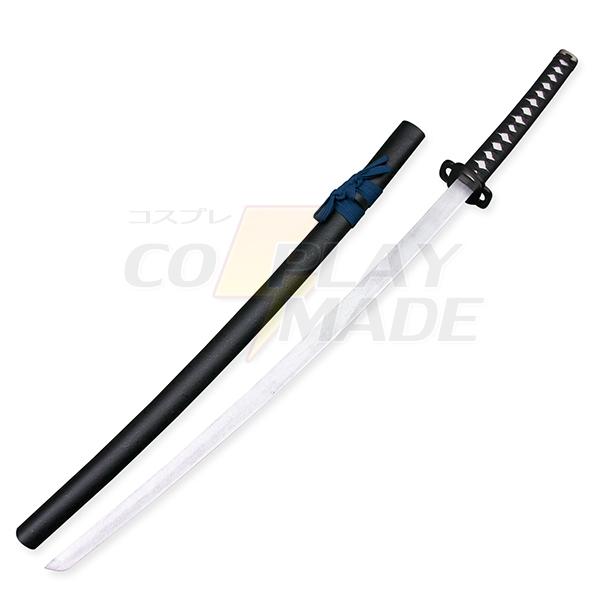 Hakuouki Toshizo Hijikata Sværd Weapon Cosplay Fastelavn