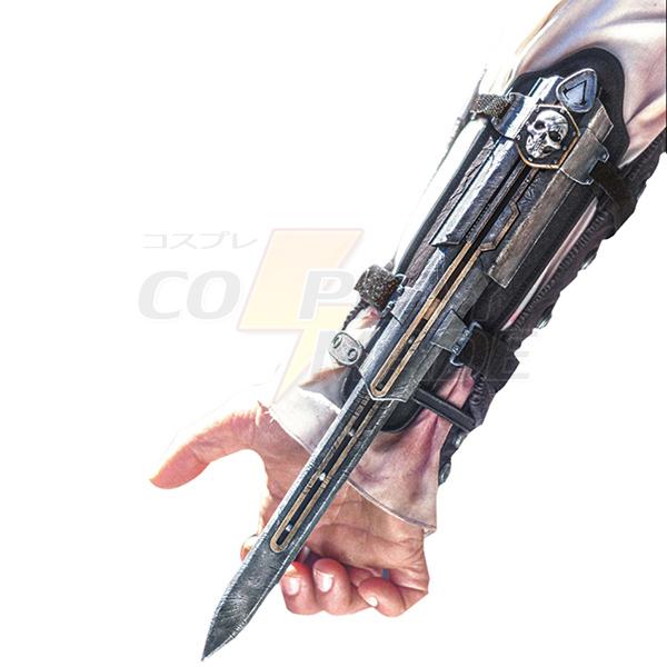 Assassin\'s Creed IV: Black Flag Edward Kenway Cosplay Hidden Blade Karnevál