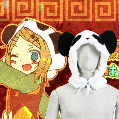 Vocaloid Fan Club Cafiona Gumi Winter Cappello Cosplay Carnevale