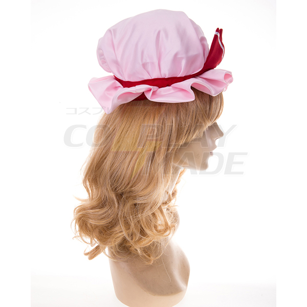 Touhou Project Remilia Lolita Hat Anime Cosplay Accessories