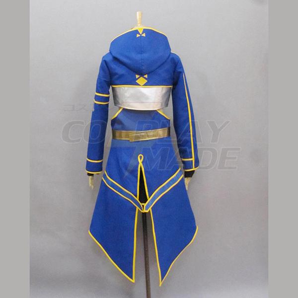 Sword Art Online 2 Silica/Keiko Ayano Cosplay Jelmez Karnevál