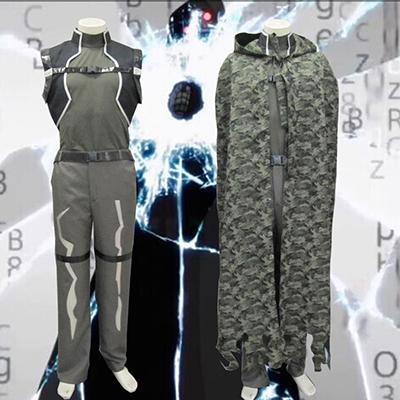 Sværd Art Online Ggo Sterben Cosplay Kostume Udklædning Fastelavn