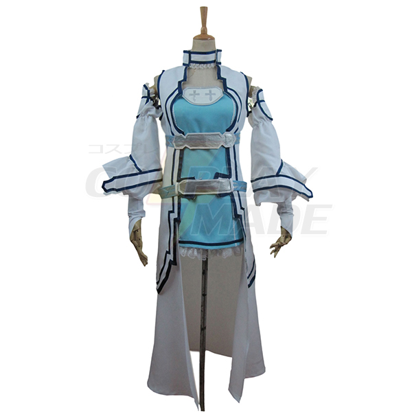 Sword Art Online ALO Alfheim Online Yuki Asuna Cosplay asut Naamiaisasut