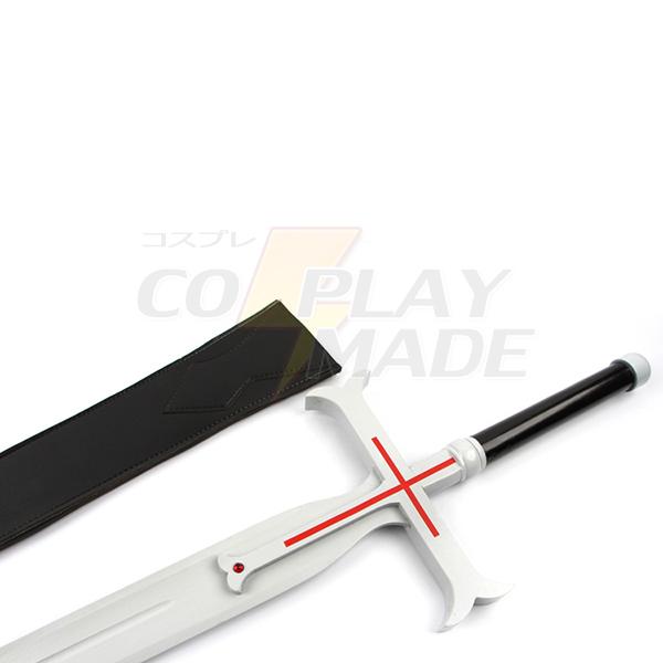 Sværd Art Online Heathcliff Træ Sværd Cosplay Redskaber Fastelavn
