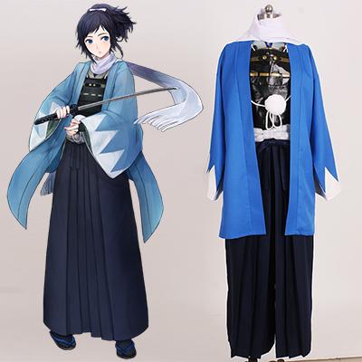 Touken Ranbu Yamatonokami Yasusada Cosplay Kostume Fastelavn