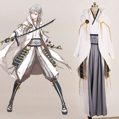 Touken Ranbu Tsurumaru Kuninaga Faschingskostüme Cosplay Kostüme