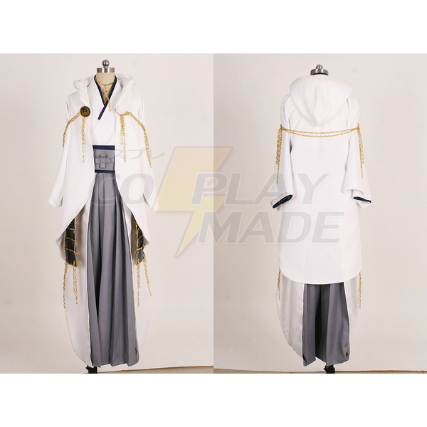 Touken Ranbu Tsurumaru Kuninaga Cosplay Kostume Fastelavn