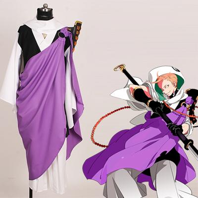 Touken Ranbu Iwatooshi Cosplay Kostume Fastelavn