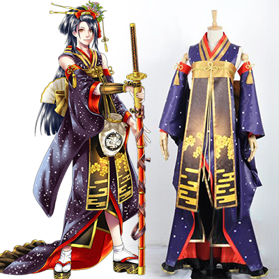 Touken Ranbu Jiroutachi Cosplay Costume Uniforms