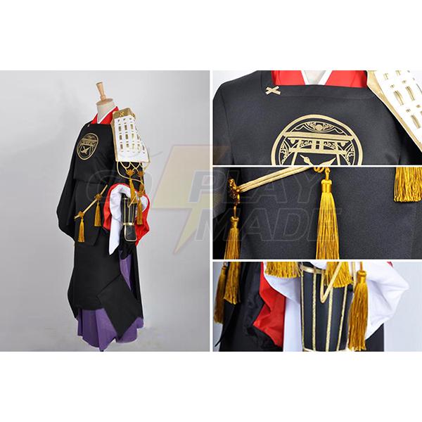 Touken Ranbu Taroutachi Cosplay Kostume Fastelavn