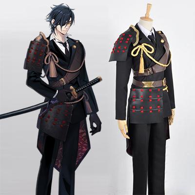 Touken Ranbu Shokudaikiri Mitsutada Cosplay Costume Uniforms