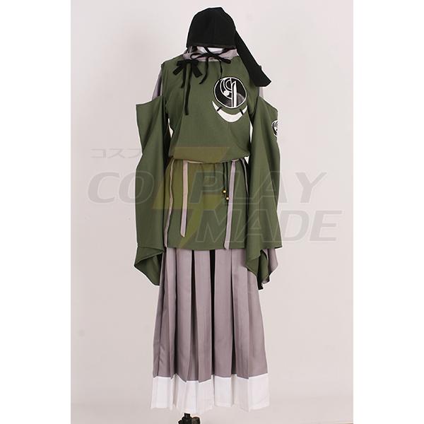Touken Ranbu Ishikirimaru Cosplay Costume