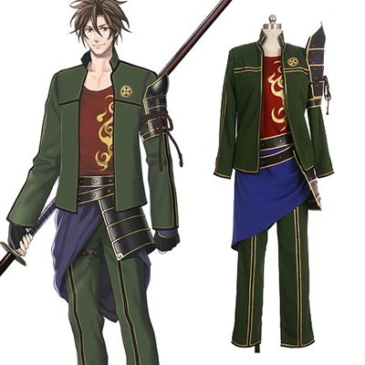 Touken Ranbu Otegine Cosplay Costume Uniforms