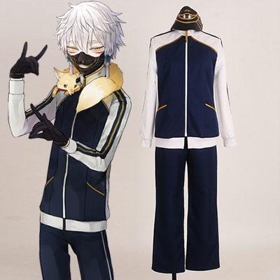 Touken Ranbu Nakigitsune Cosplay Costume Uniforms