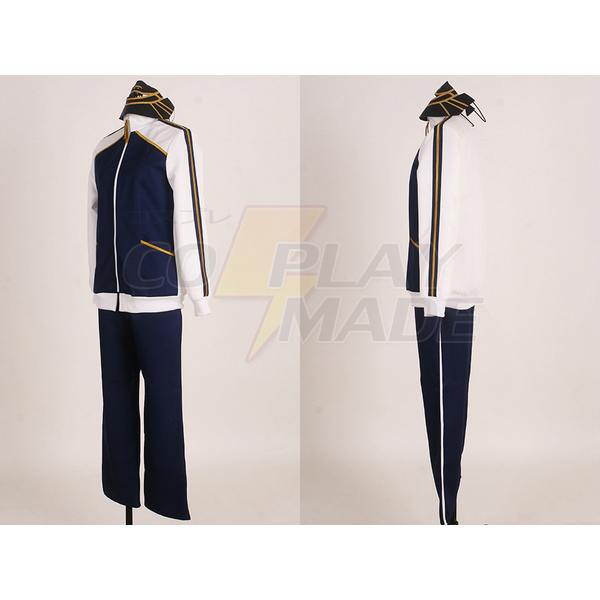 Touken Ranbu Nakigitsune Cosplay Kostume Uniforms Fastelavn